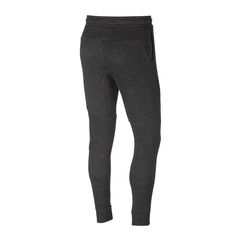 Tech Fleece Pants Schwarz Sport F038 Nike Freizeit Lang Hose q5APxd