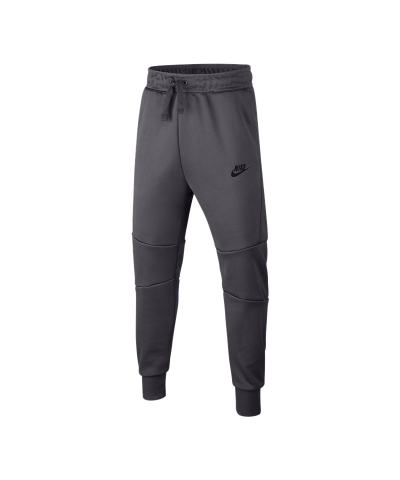 d4c4f2dc72cc21 Nike Tech Fleece SSNL Jogginghose Pant Kids F021 - Grau