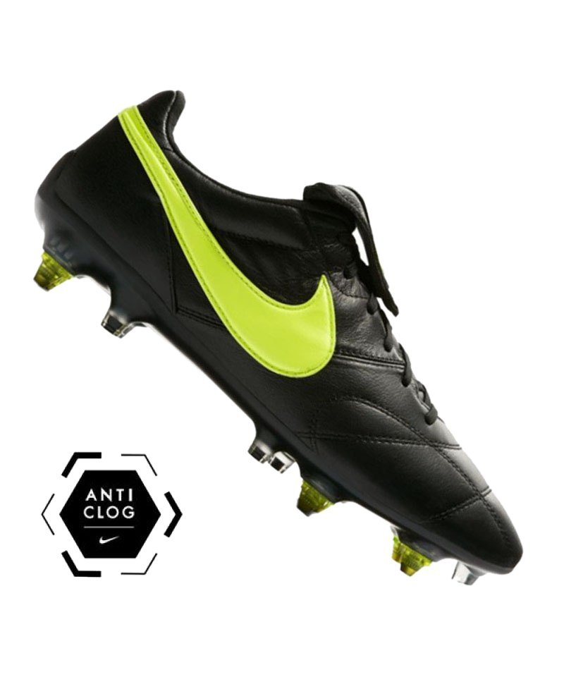 newest 266a1 4da24 Nike The Nike Premier II SG-Pro Anti Clog F001 - schwarz