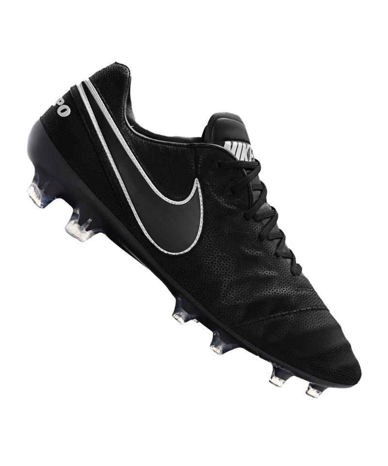 brand new aca9a 7b0ee Nike Tiempo Legend VI TC FG Schwarz F001   Fussballschuh   Leder ...