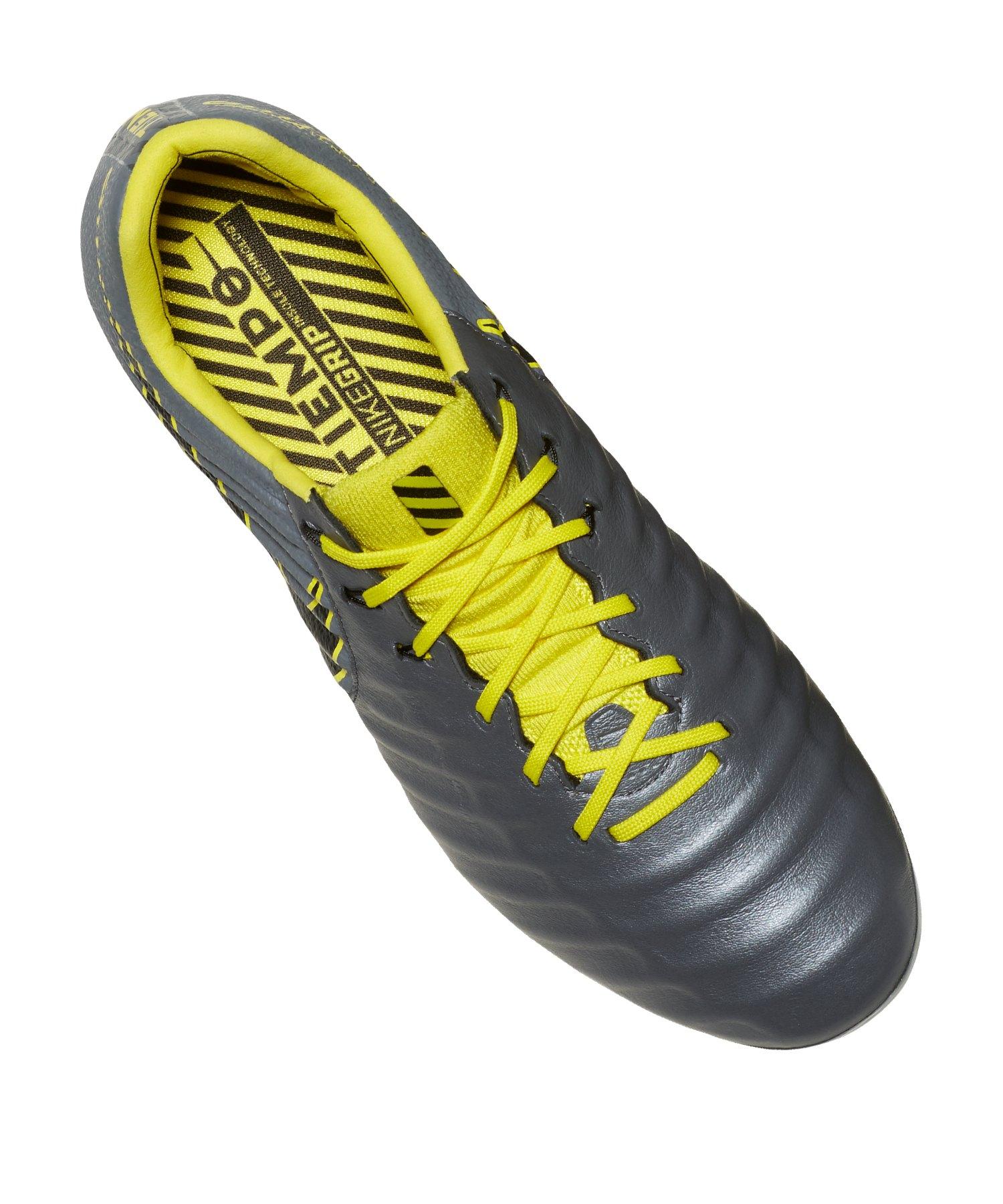 ed563fdda39 ... Nike Tiempo Legend VII Elite AG-Pro Grau F070 - grau ...