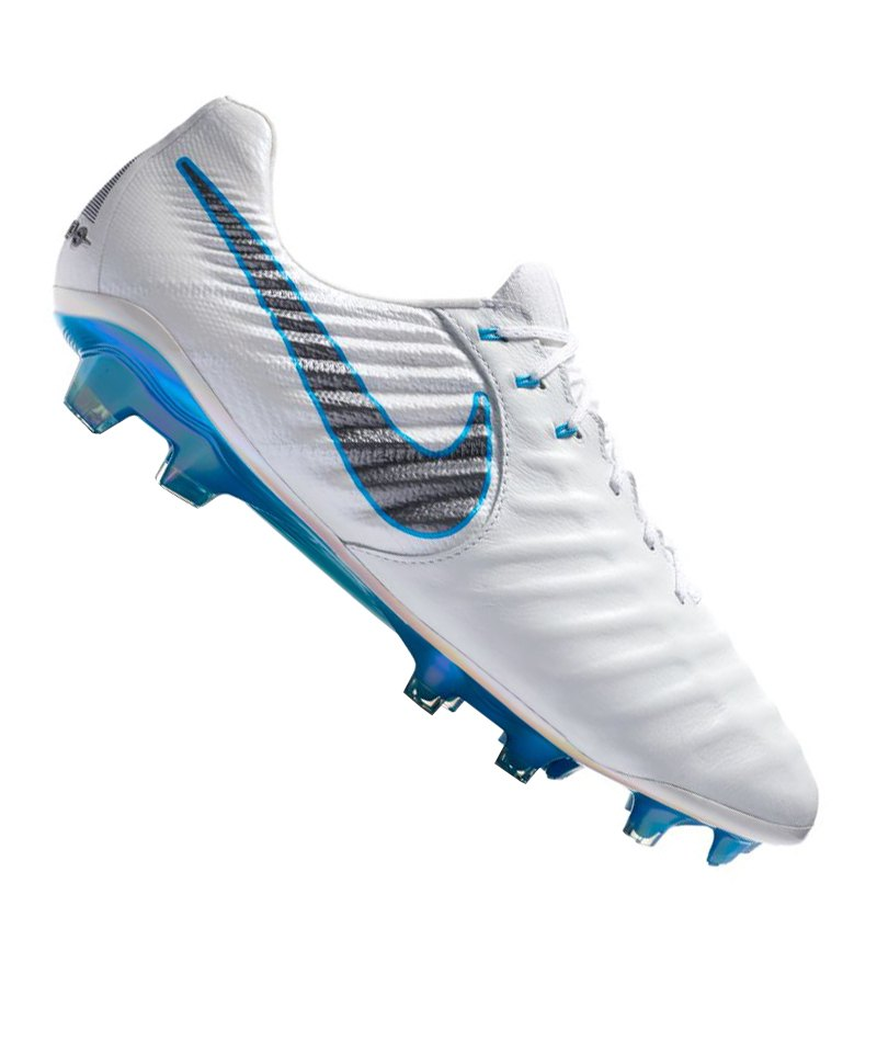 new arrival d578b beae2 Nike Tiempo Legend VII Elite FG Weiss F107 - weiss