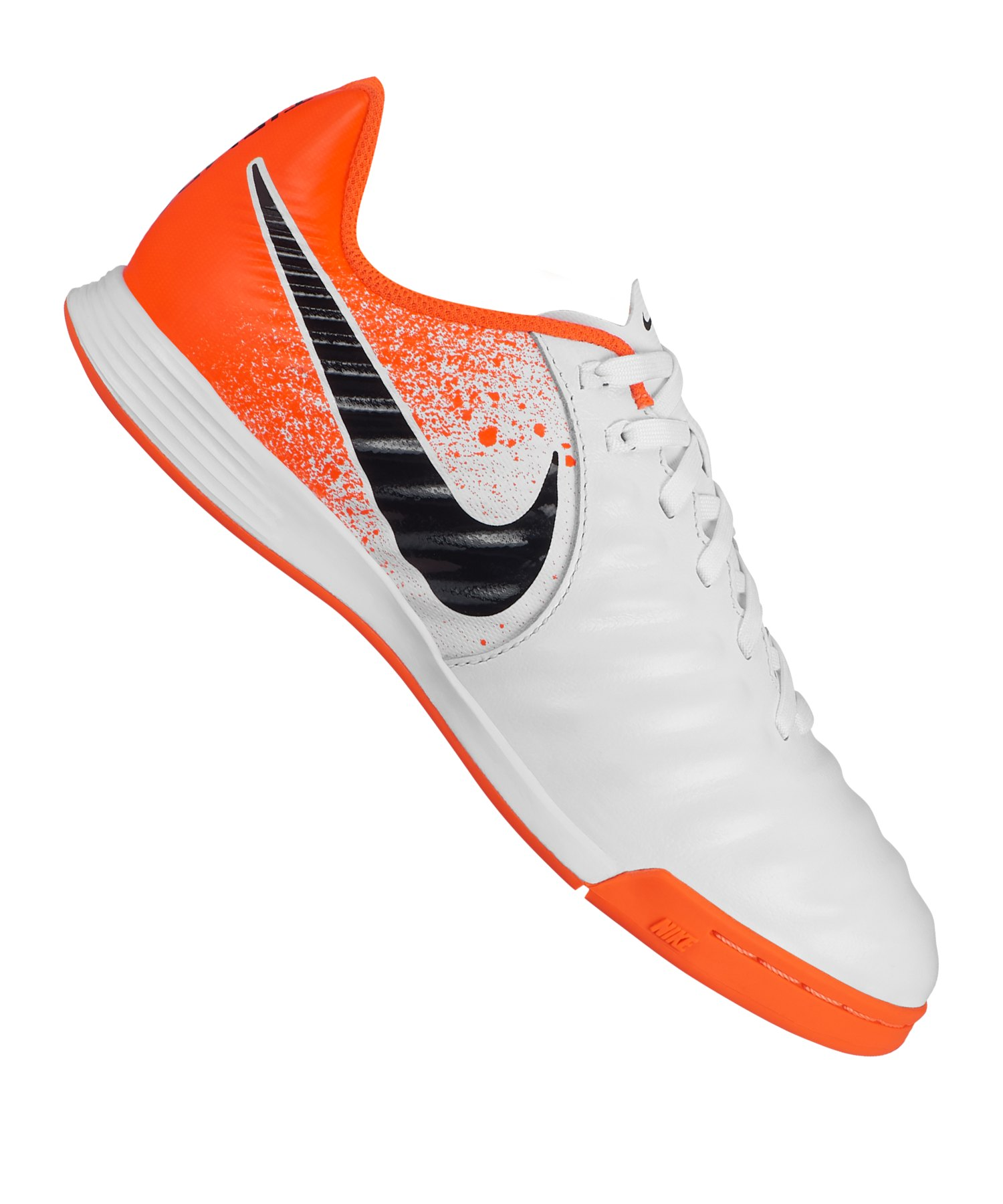 new products 4211c a4832 Nike Tiempo LegendX VII Academy IC Kids F118 - Weiss