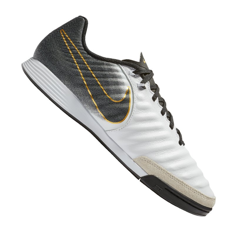 finest selection 9a898 45c42 Nike Tiempo LegendX VII Academy IC Weiss F100
