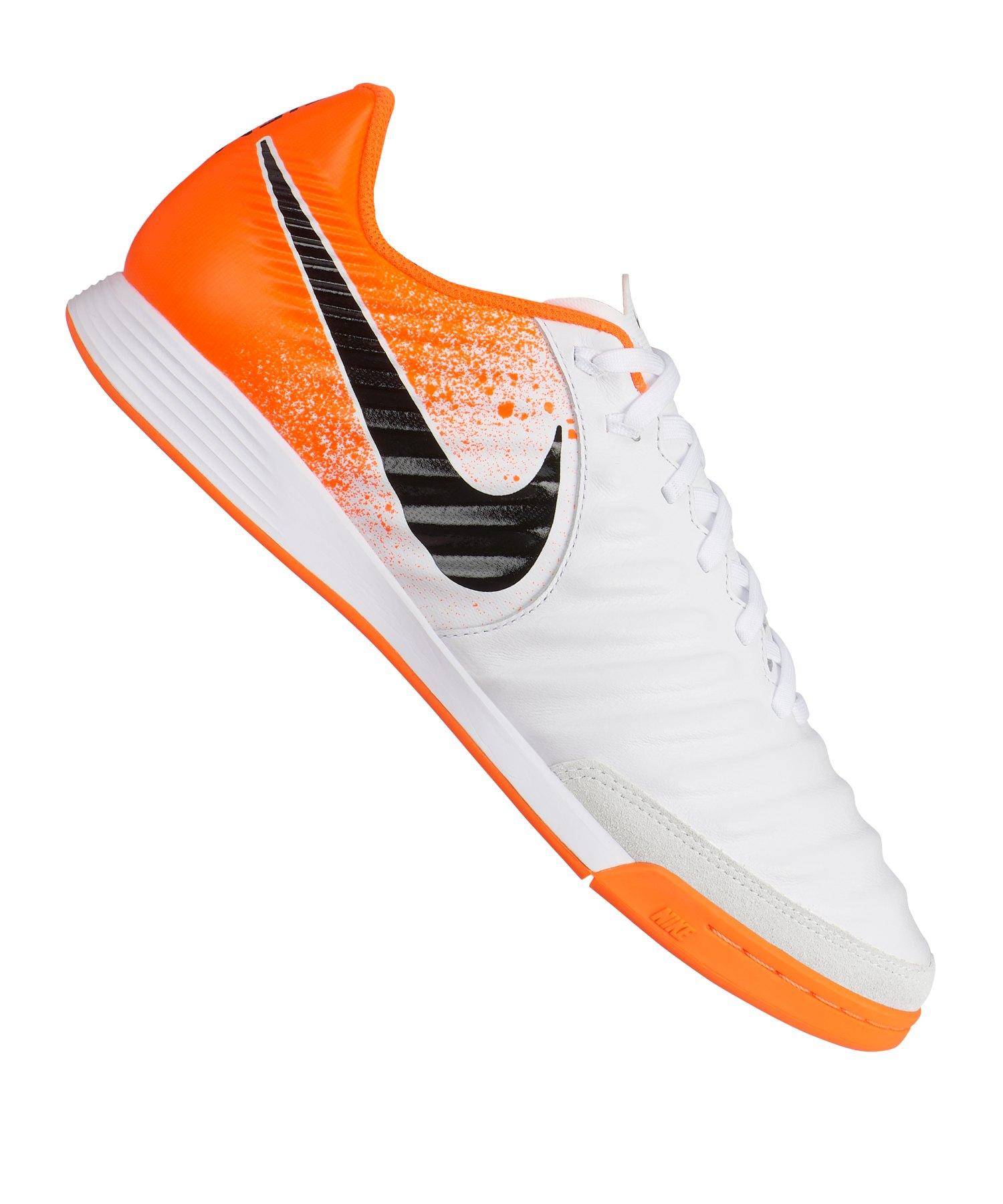 online store 193dc ea7f3 Nike Tiempo LegendX VII Academy IC Weiss F118