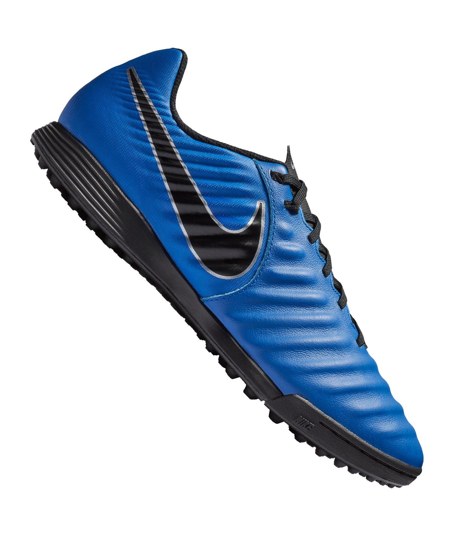 new product 22f81 afd15 Nike Tiempo LegendX VII Academy TF Blau F400