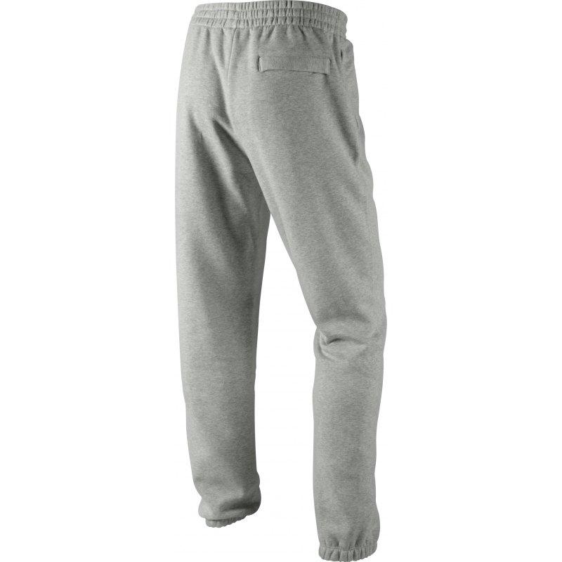 nike ts core fleece hose jogginghose grau f050. Black Bedroom Furniture Sets. Home Design Ideas