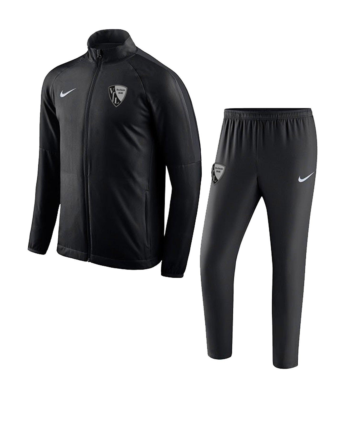 Nike VfL Bochum Trainingsanzug Schwarz F010