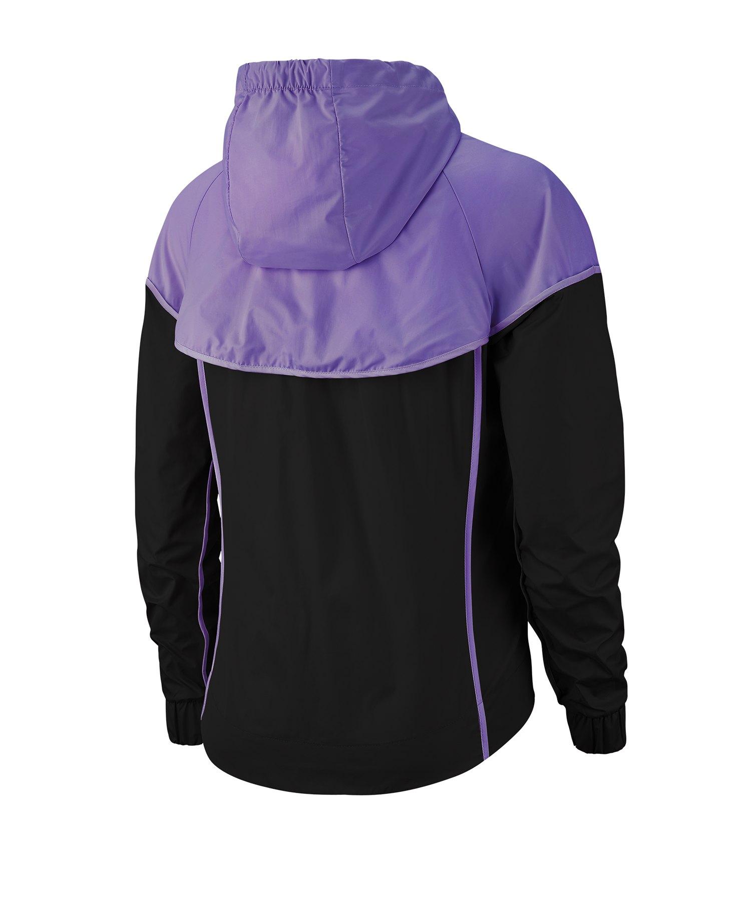 Nike Damen Lila F014 Jacket Windrunner Jacke VpGzSUMq