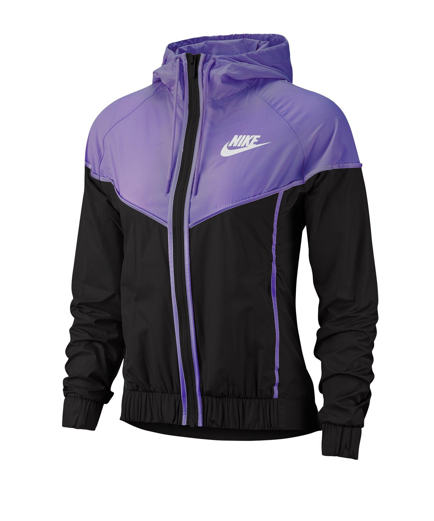 Nike Windrunner Jacket Jacke Damen Lila F014