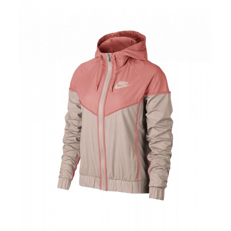 e385560506bc Nike Windrunner Jacket Jacke Damen Orange F838   Lifestyle ...