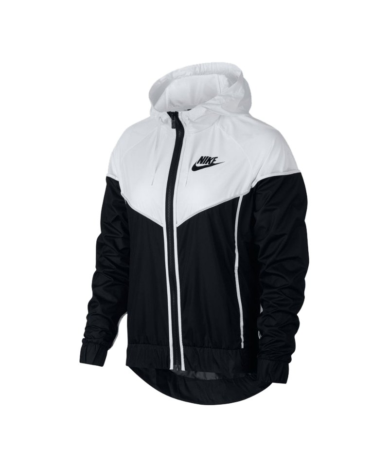 Nike Windrunner Jacket Jacke Damen Schwarz F011