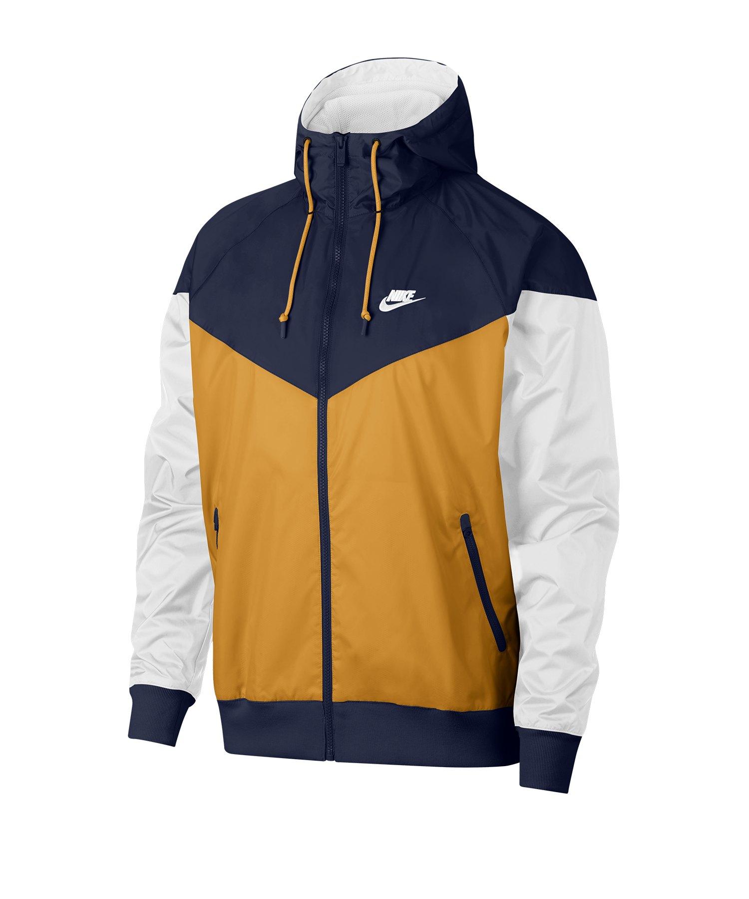 Nike Windrunner Kapuzenjacke F727