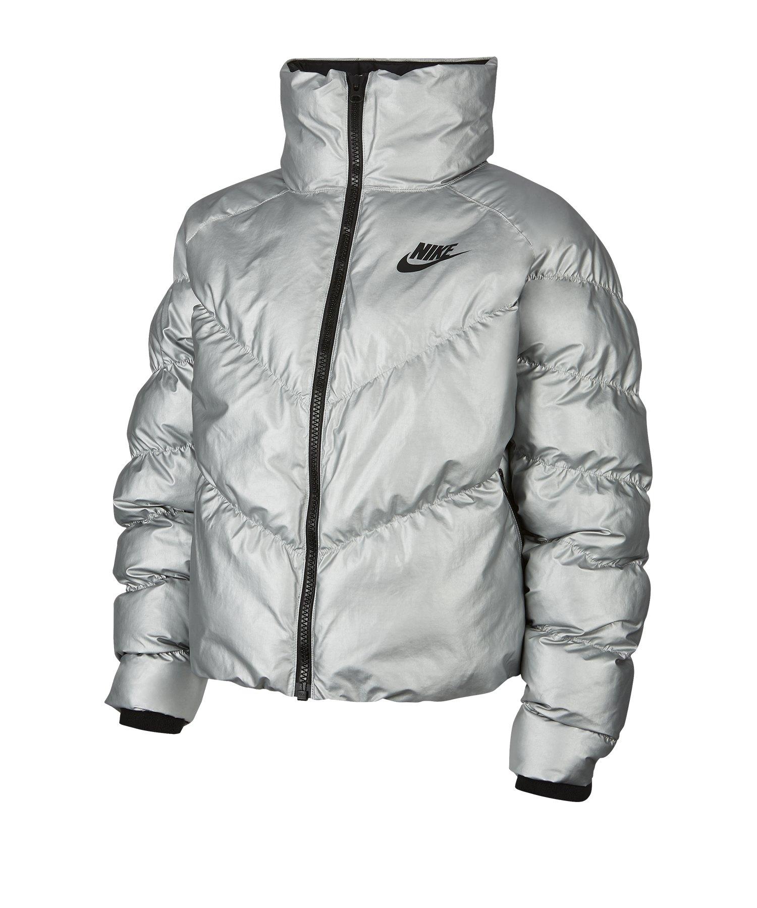 100% original zahlreich in der Vielfalt USA billig verkaufen Nike Winterjacke Damen Grau F095