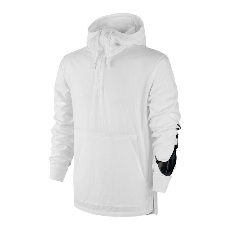 nike woven jacket jacke weiss f100 lifestyle. Black Bedroom Furniture Sets. Home Design Ideas