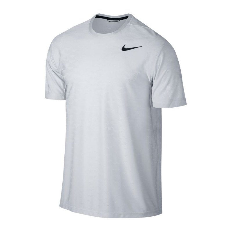 Nike Zonal Cooling Training Top T-Shirt Grau F043 - grau