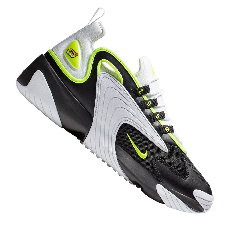 Nike Schuhe Herren Schwarz Gelb