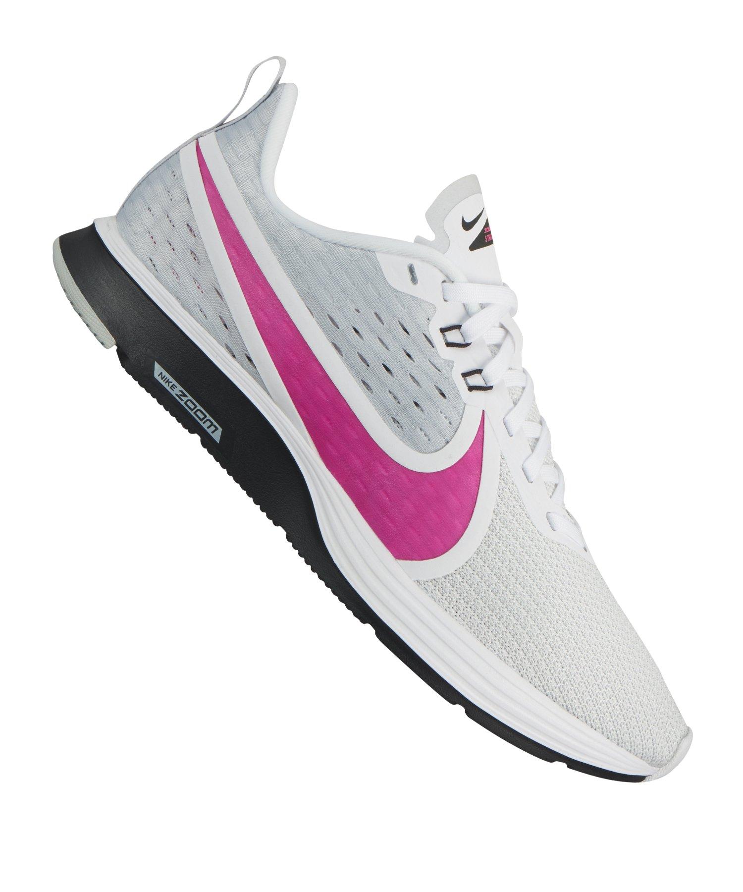 Nike Zoom Strike 2 Running Damen Schwarz F100