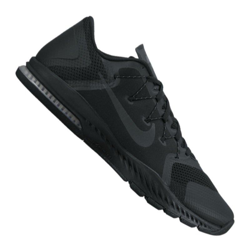 Nike Zoom Train Complete Running Schwarz F003 - schwarz