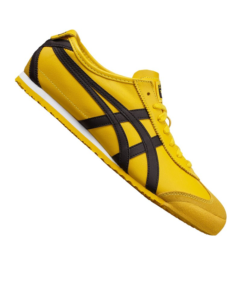 Onitsuka Tiger Mexico 66 Sneaker Gelb F0490