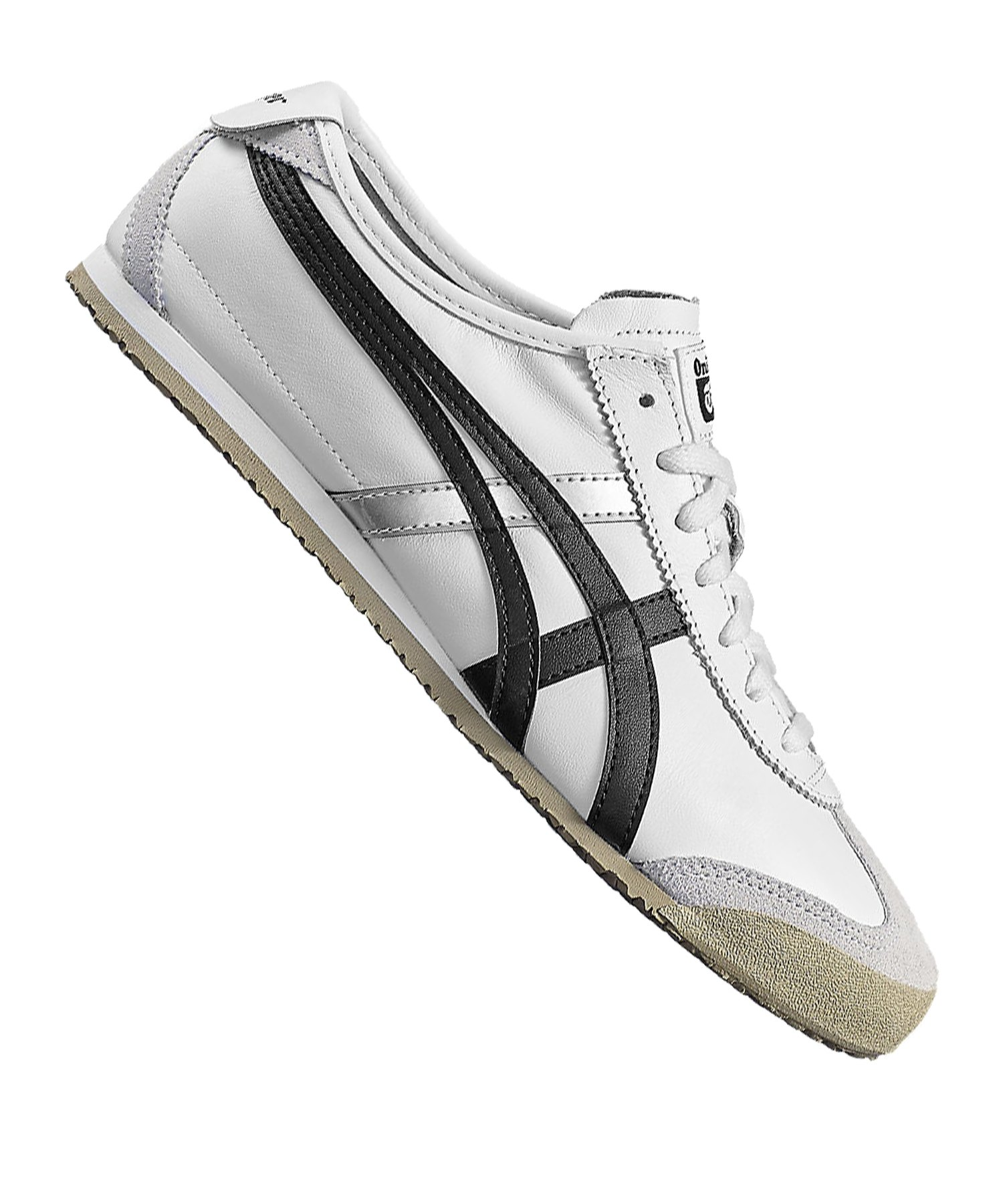 Onitsuka Tiger Mexico 66 Sneaker Weiss F0190