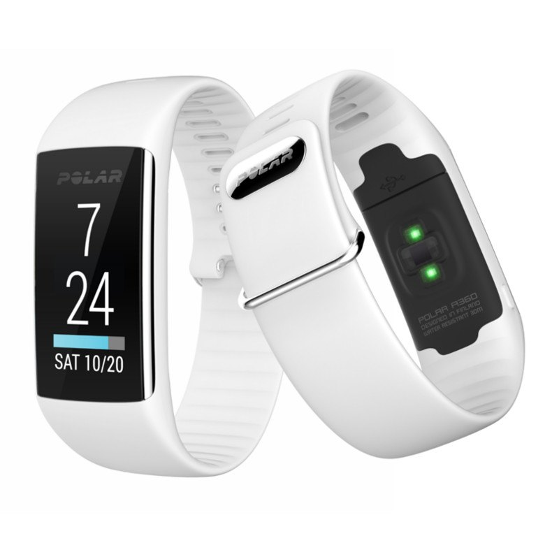 polar a360 fitness tracker sportuhr pulsmesser. Black Bedroom Furniture Sets. Home Design Ideas