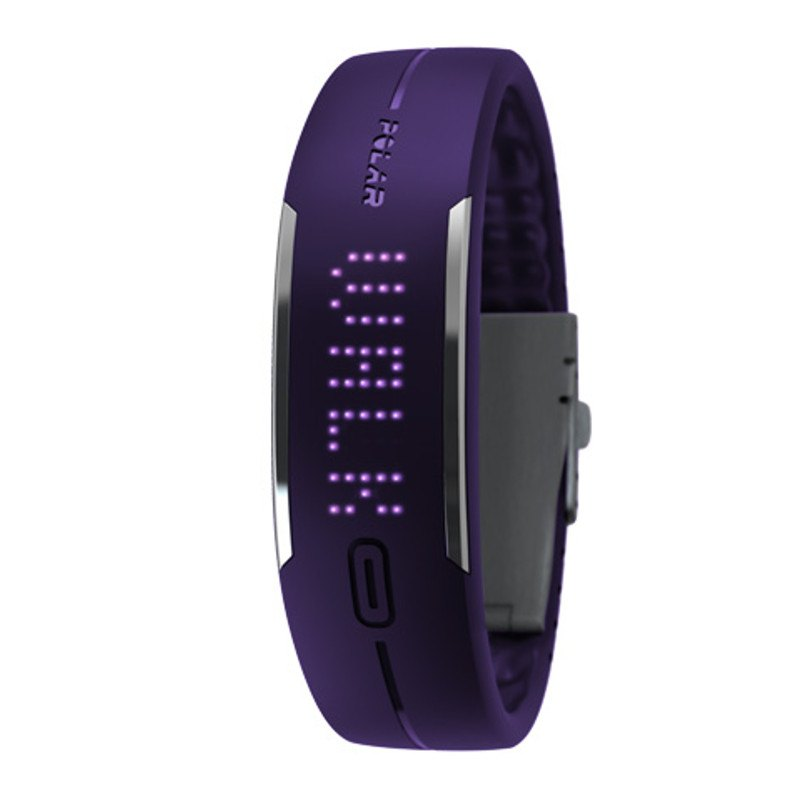 polar loop activity tracker sportuhr lila running. Black Bedroom Furniture Sets. Home Design Ideas