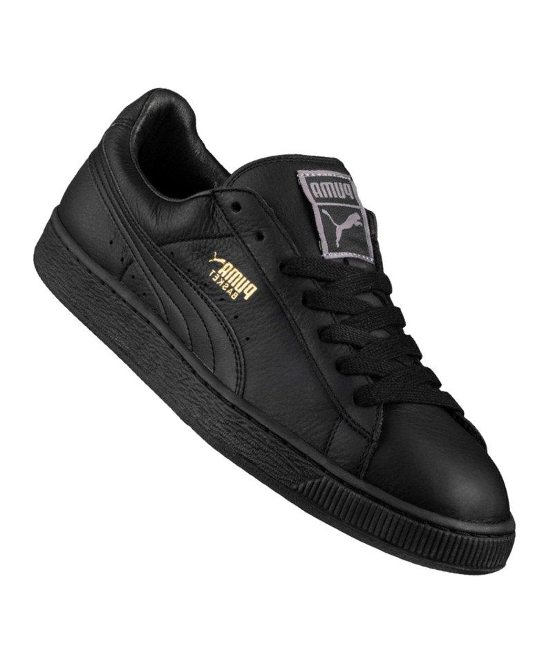 puma basket classic lfs sneaker schwarz f19 sneaker. Black Bedroom Furniture Sets. Home Design Ideas