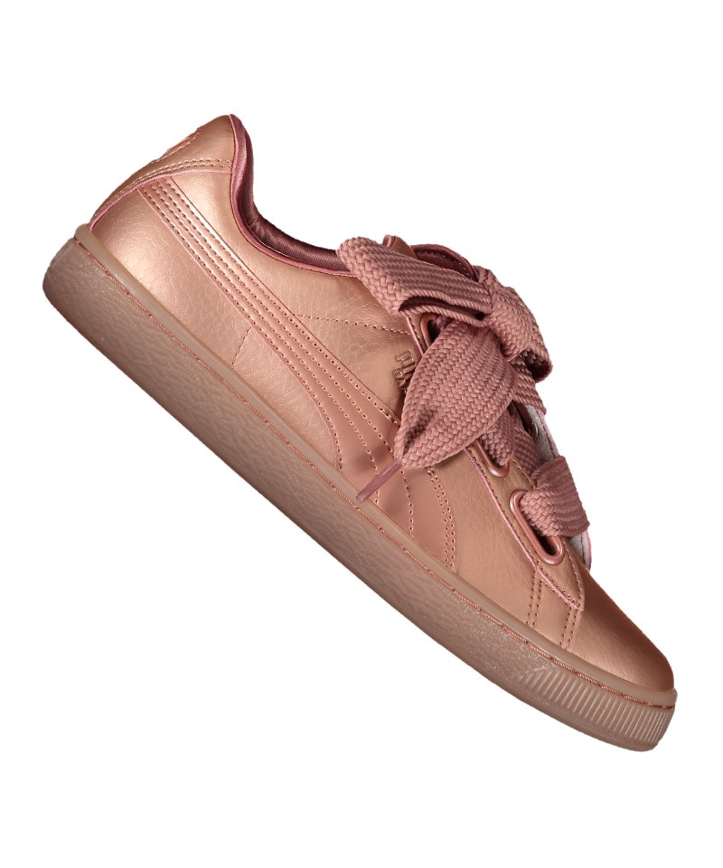 puma damen schuhe basket heart