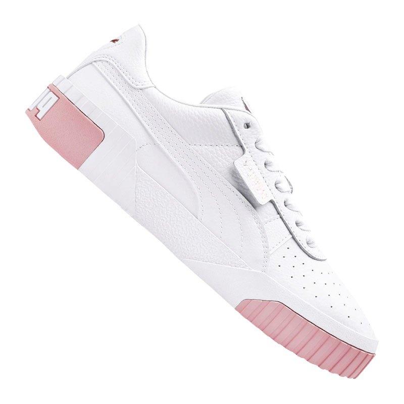 PUMA Cali Sneaker Damen Weiss F07