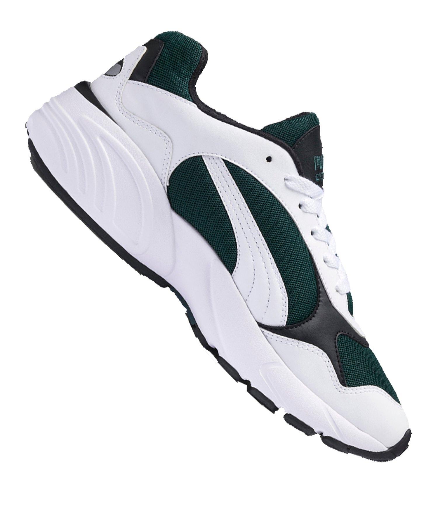 Puma Attaq Herren Turnschuhe Schuhe Größe Neu: