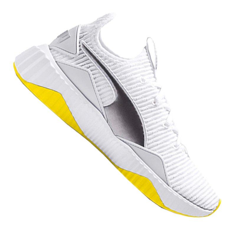 Schuhe Puma Defy TZ Grün Damen