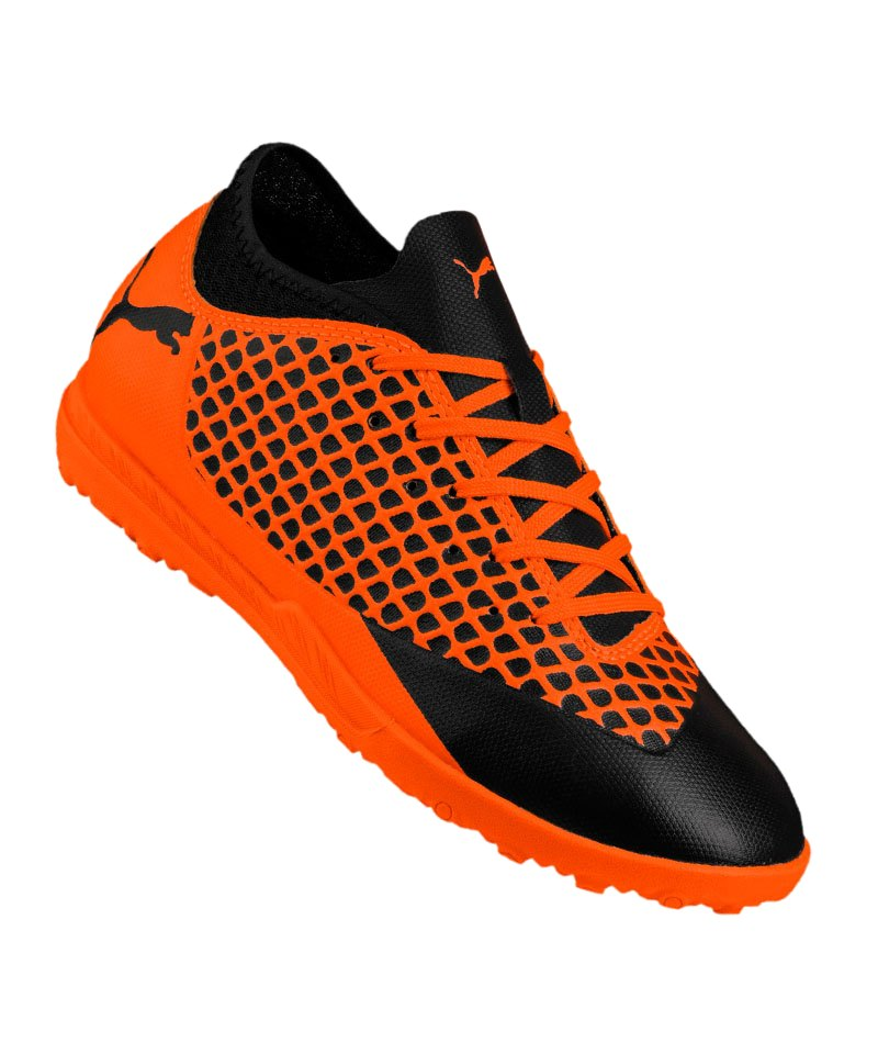 gehobene Qualität Wählen Sie für offizielle Gute Preise PUMA FUTURE 2.4 TT Turf Kids Orange F02