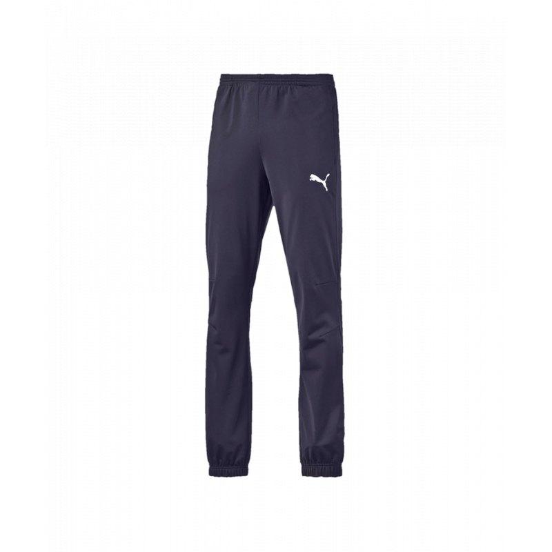 puma jogginghose tricot pant schwarz f03 freizeit hose. Black Bedroom Furniture Sets. Home Design Ideas