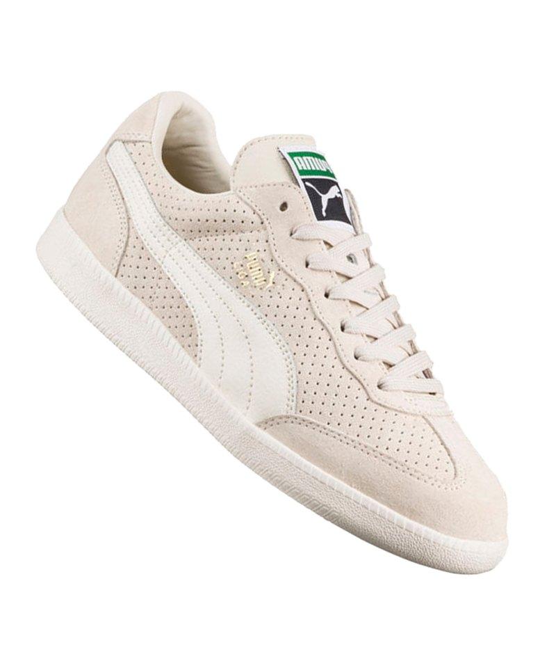 c3a382529e788 Herrenschuhe PUMA Liga Suede Perf Sneaker Schwarz Weiss F01