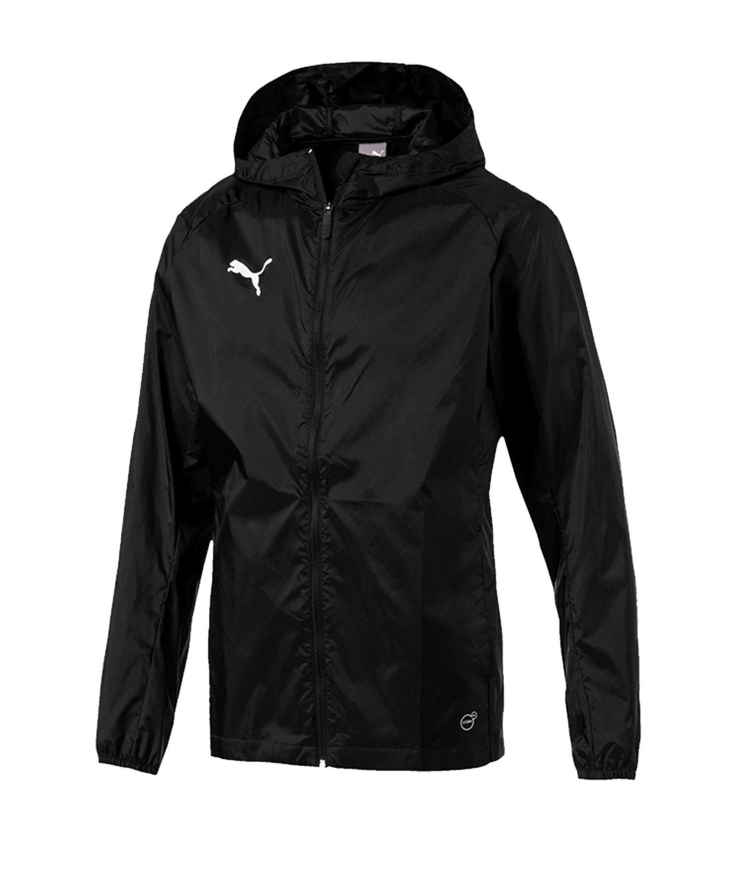 a002a98d068a PUMA LIGA Training Rain Jacket Jacke Schwarz F03 - schwarz