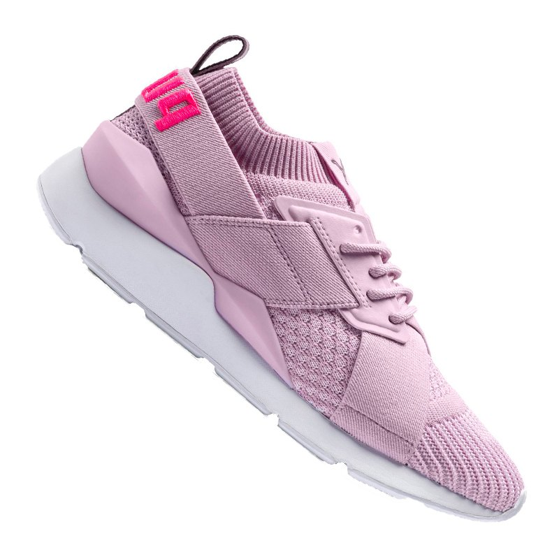 PUMA Muse evoKnit Sneaker Damen F07   Freizeit   Lifestyle   Strasse ... a93d00af41