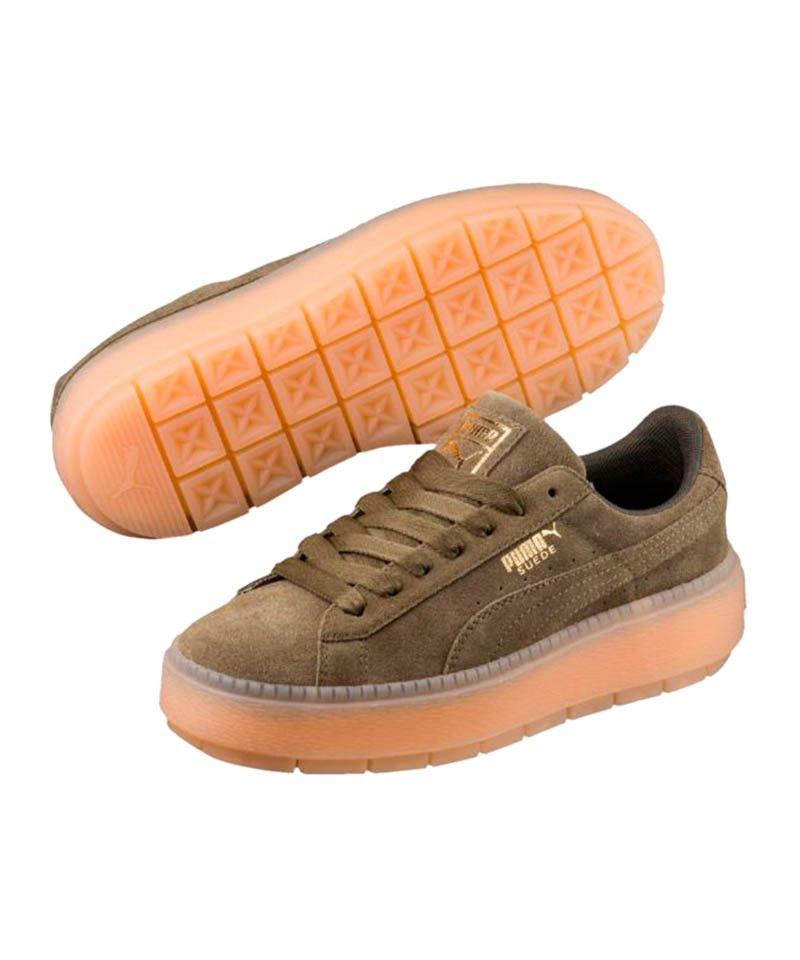 puma trace sneaker damen