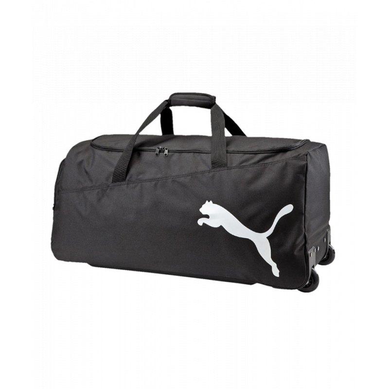 puma pro training large wheel bag sporttasche f01. Black Bedroom Furniture Sets. Home Design Ideas
