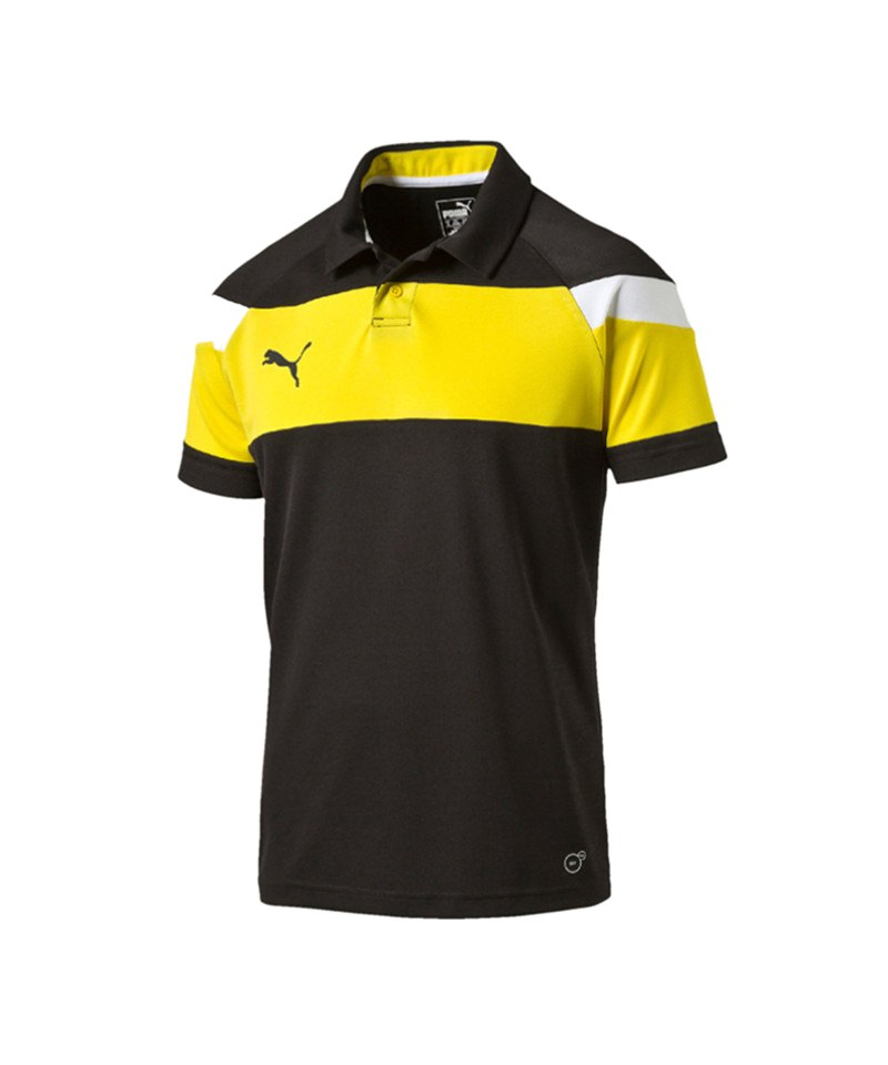 puma spirit ii poloshirt kurzarmshirt polo teamsport. Black Bedroom Furniture Sets. Home Design Ideas