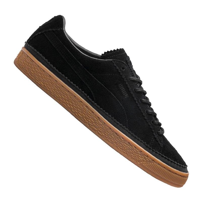 mehr Auswahl PUMA Schuhe Für Männer : PUMA Suede Schwarz