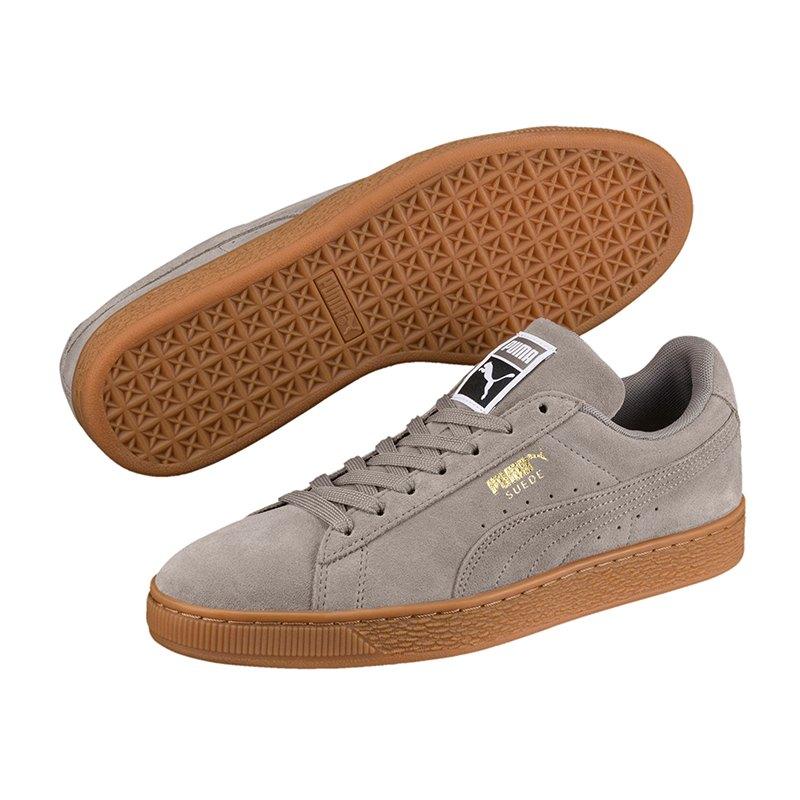 Puma Suede Gold Sneakers – NikeSaleOnline