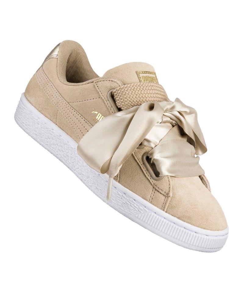 PUMA Suede Heart Safari Sneaker Damen F01