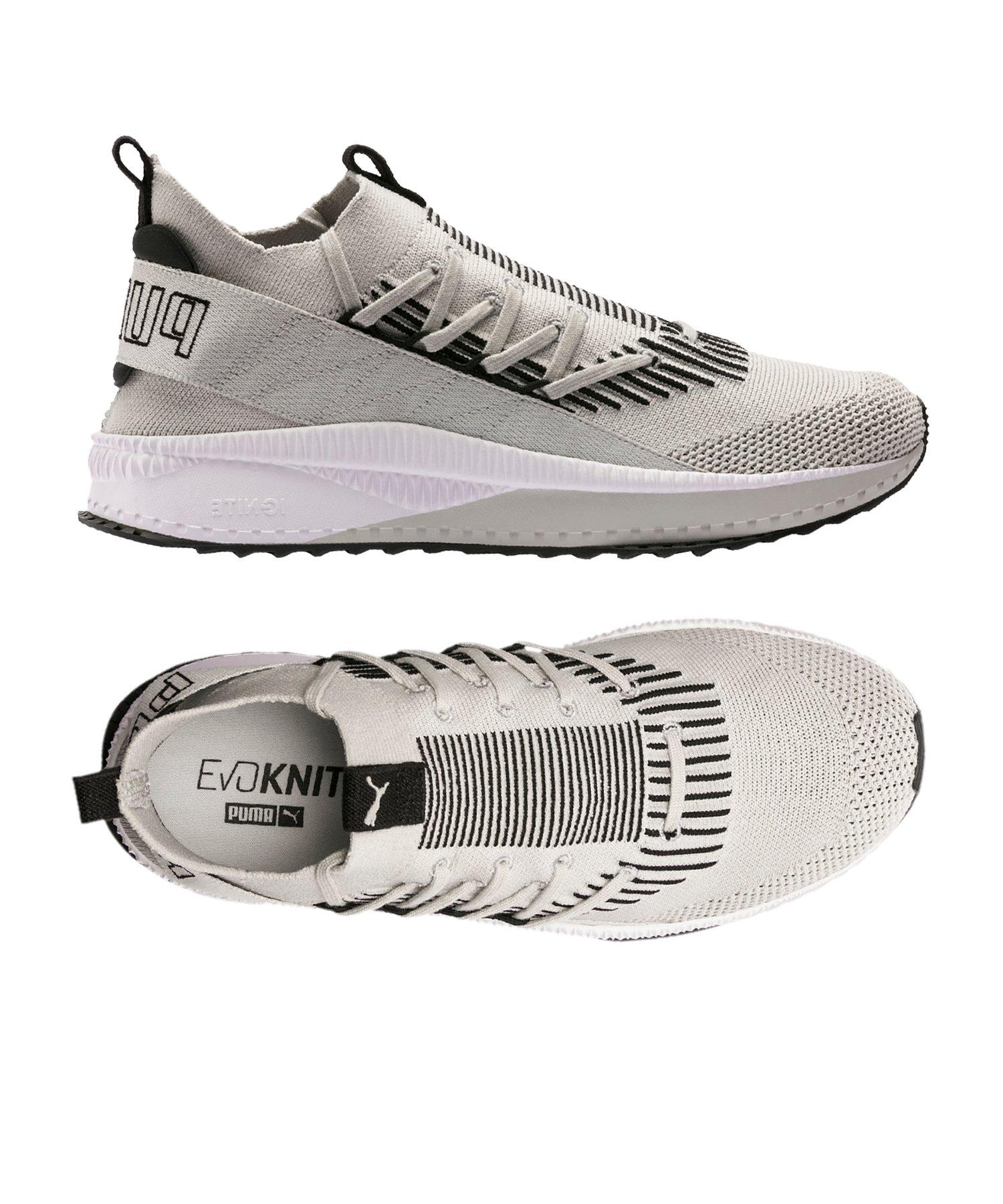 PUMA TSUGI Kau Jun Sneaker Grau Schwarz F06