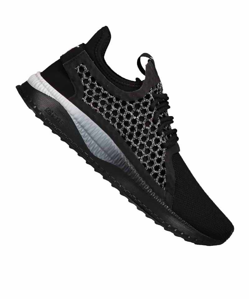 PUMA Tsugi Netfit F02 v2 Sneaker Schwarz Weiss F02 Netfit   Lifestyle ... a4d507
