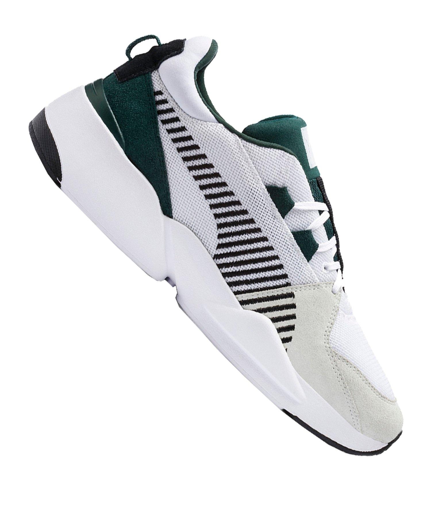 7yf6bgy Suede Weiss Sneaker Puma Zeta Grün F03 lTcK1FJ