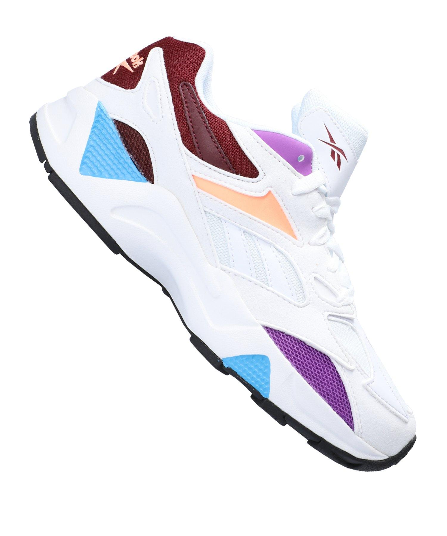 the latest 18146 47ce1 Reebok Aztrek 96 Sneaker Damen Weiss