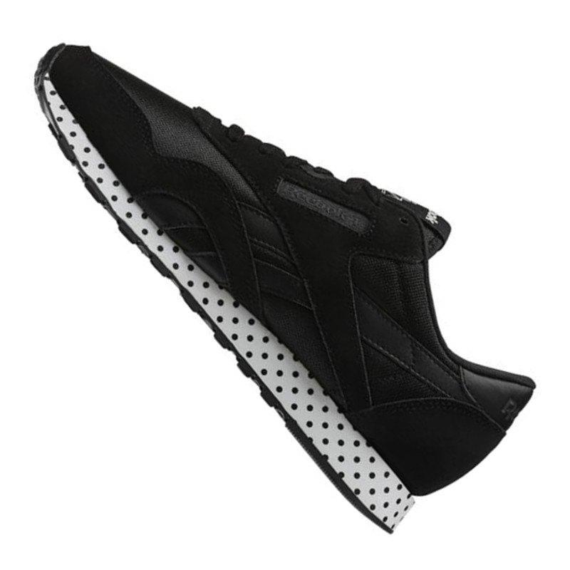 reebok cl nylon slim core sneaker damen schuh. Black Bedroom Furniture Sets. Home Design Ideas