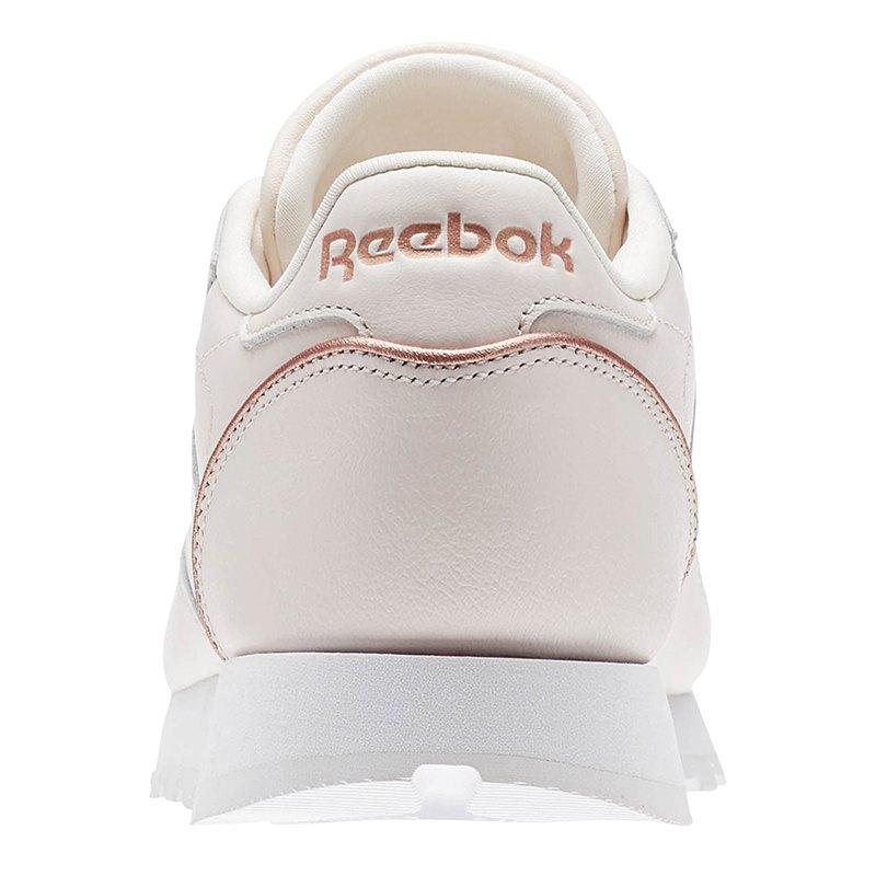9384bbb12199 Reebok Classic Leather HW Sneaker Damen Rosa   Freizeitschuh ...