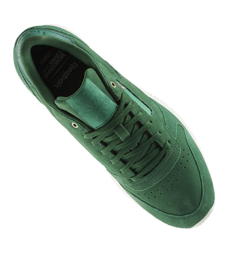 76f73e19c6875 ... Reebok Classic Leather MCC Sneaker Grün - gruen ...